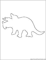 dinosaur outline google search