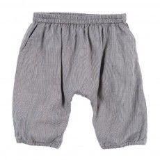 Baby Light Stripes pants - Khaki