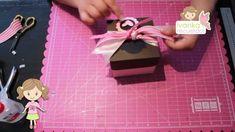 Ivanka Tutorial Cajita para Cupcake