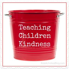 Learning to Be Kind {Kindness for Kids}