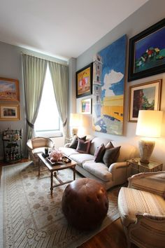 House Tour: A French Inspired West Village Rental