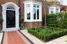 victorian front garden - Google Search