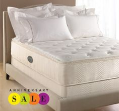 Westin Heavenly Bed®: Now through August 4, enjoy 25% off all Westin Heavenly Bed® mattress and foundation sets.