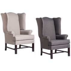 Treviso Wing Back Accent Chair - Overstock™ Shopping - Great Deals on Living Room Chairs