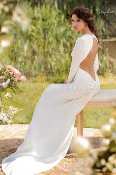Vestidos de noiva Papilio 1415 Donatella 2014