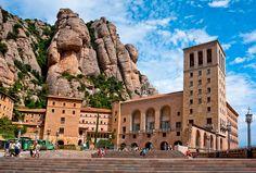 Montserrat apátság