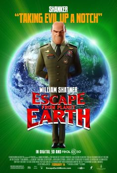 8 Best Escape From Planet Earth images in 2013 | Escape from
