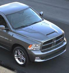 Dodge Ram 1500 Sport Hood   2014 dodge ram 1500 rk sport ram air hoo d