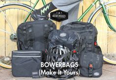 """""""You don't have to be rich to travel well."""" Eugene Fodor #Bowerbags #Makeityours #Kickstarter"""
