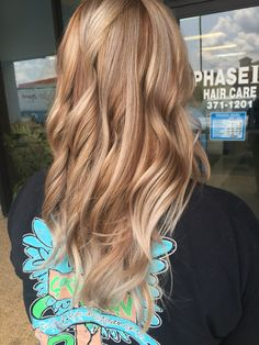 Rusty metallic hair