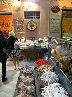 Shop - Gallipoli - Italy