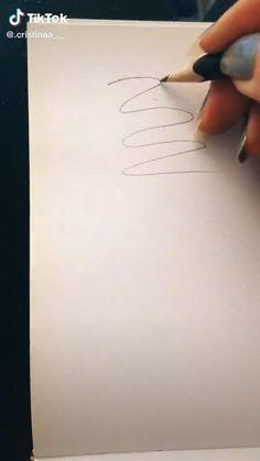 Art Drawings Beautiful, Art Drawings Sketches Simple, Pencil Art Drawings, Easy Drawings, Drawing Designs, Doodle Art Drawing, Creative Sketches, Drawing Ideas, Fashion Drawing Tutorial
