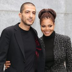 Pin for Later: Celebrities Who Pulled Off Secret Weddings Janet Jackson and Wissam Al Mana