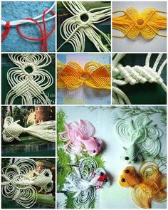 How to DIY Chinese Knot Lucky Fish