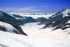 Svájci gleccserek - PROAKTIVdirekt Életmód magazin és hírek - proaktivdirekt.com