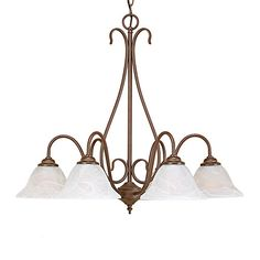 Found it at Wayfair - 6 Light Shaded Chandelier