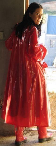 Raincoat Heaven #RaincoatsForWomenBeautiful