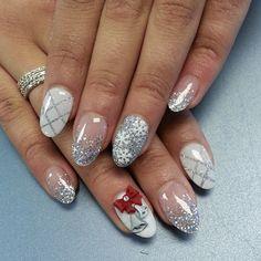 christmas by thenailboss #nail #nails #nailart