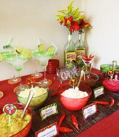 Sábado teve festa mexicana lá em casa e posso dizer que foi uma das mais divertidas dos últimos tempos. Eu ri muuuuuito com as brincadeir...