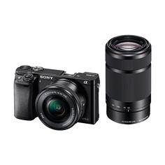 """Sony Alpha 6000 Systemkamera 3"""" inkl. SEL-P1650: Amazon.de: Elektronik"""