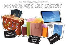 The Downtown Langley • Win Your Wish List Contest is BACK for 2014!