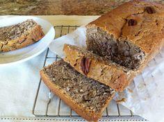 Banana Bread (gluten free, dairy free, soy free, vegan) – From Jessica's Kitchen