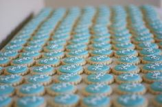 basics of sugar cookies and royal icing (look through this blog-the cookies are amazing!)
