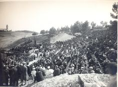 Opening Ceremony of the Hebrew University [1/4/1925]