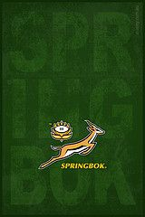 Springboks iPhone Wallpaper (Rob Masefield (masey.co)) Tags: wallpaper southafrica trinations springboks iphone rugbyunion