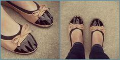 Fit in Clouds – Cute Foldable Flats