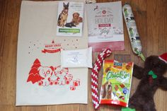DoggyBox de décembre : Merry Xmas & Happy New Year