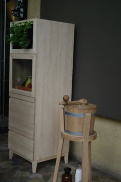 Back to the Root - A Food Storage Unit by Kornelia Knutson, Gabriella Rubin, Lund University, School of Industrial Design