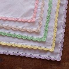 woolyana crochet edging