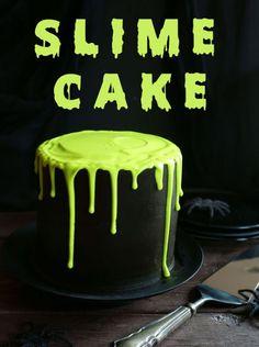 Slime CakeReally nice recipes. Every hour.Show me what you  Mein Blog: Alles rund um die Themen Genuss & Geschmack  Kochen Backen Braten Vorspeisen Hauptgerichte und Desserts # Hashtag