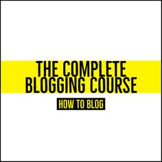 How To Blog Online | Writers Write