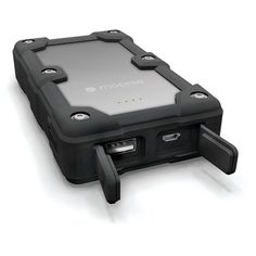 mophie juice pack powerstation® PRO - Rugged travel battery charger for smartphones, tablets and other USB devices