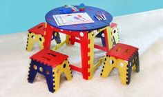 Gorgeous Kids Folding Table And Chairs Set Table And Chair Set Groupon Goods Kids Folding Table, Fold Out Table, Kids Table And Chairs, Kid Table, Table And Chair Sets, Folding Chair, White Dining Table, Modern Kids, Kids Room