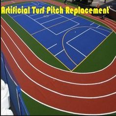 2G AstroTurf Sports Pitches in West Yorkshire | Sand Filled...