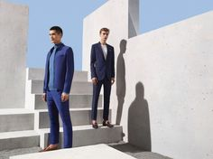 River Island Tailoring showcasing their Spring/Summer 2016 collection Rick And Morty Characters, River Island Mens, Advertising Campaign, Spring Summer 2016, Dress Me Up, Blog, Suit Jacket, Collection, Editorial
