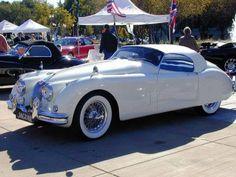 1952 Jaguar 120 Roadster