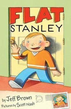 Flat Stanley(Paperback):9781405204170