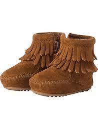 Minnetoka Boy Boots