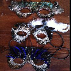 Mascarade masks!