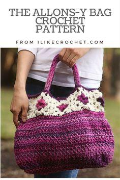 August 2016 I Like Crochet Magazine