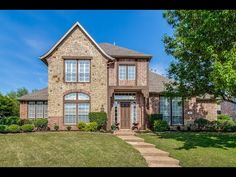 611 Comanche Drive in the heart of Twin Creeks in Allen. One of the best values in the neighborhood