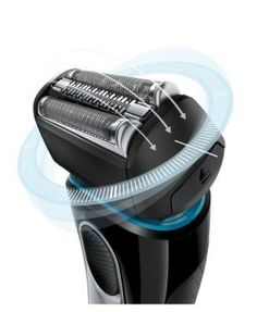 Braun Series 5 Men's Rechargeable Electric Wet & Dry Foil Shaver with Pop-Up Precision Trimmer Braun Electric Shavers, Best Electric Shaver, Electric Razor, Mens Shaver, Foil Shaver, Wet And Dry, All About Eyes, Brush Cleaner, Mens Gift Sets