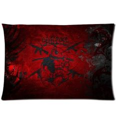 Cartoon X-Men Deadpool Evil Guy Cool Killer 2 Sides 20X30 Inch Zippered Soft Cotton Pillow Covers Decorative Cushion Covers: Amazon.ca: Home & Kitchen