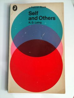 Very cool book cover design from the 1960's by Martin Bassett.