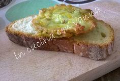 in cucina con vanna: Frittelle di fiori di zucchina
