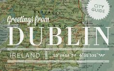 Dublin City Guide {Update}